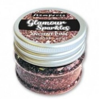 Glamour sparkles ancient pink