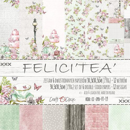 Papier Felici'tea 30.5 x 30 cm