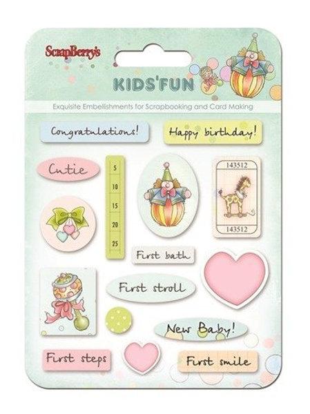 Stickers Epoxy naissance