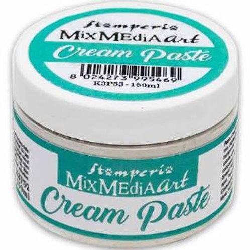 cream paste stamperia 150 ml