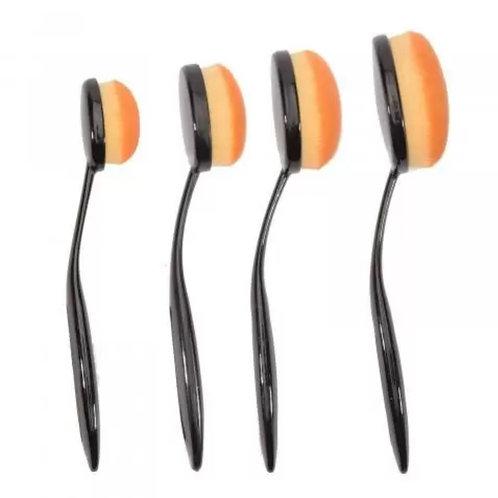 Blending brush 4 pieces 7015-012