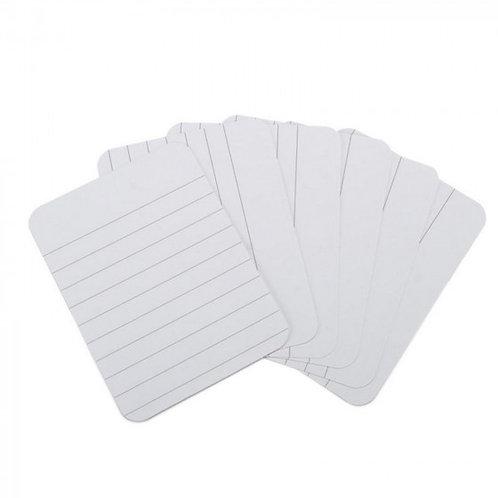 Lot de 10 cartes project life 7,6 x 10,2 cm