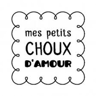 Mini tampon clear choux d'amour