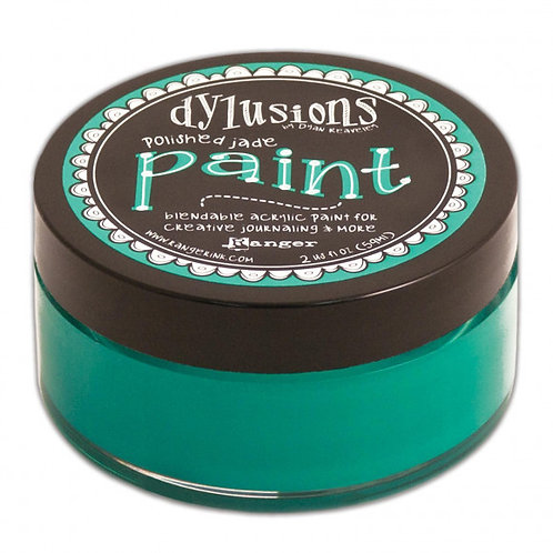 Dylusions Paint jade
