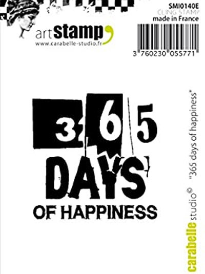 Tampon 365 days of happiness