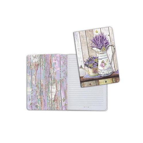 A5 Notebook Stamperia ENBA5026