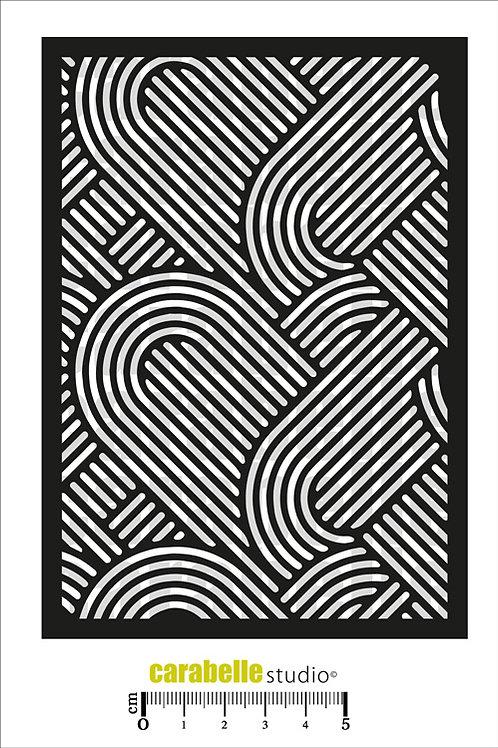 Pochoir Géométrie #2