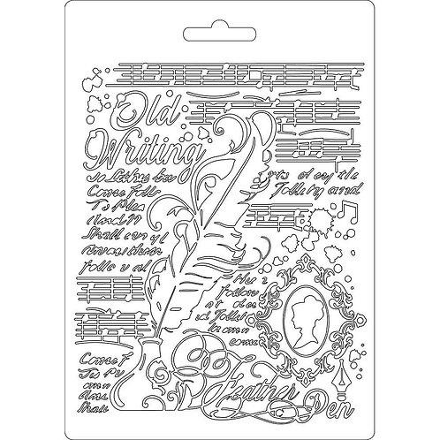 Moule Format A5 de la collection Princess K3PTA550