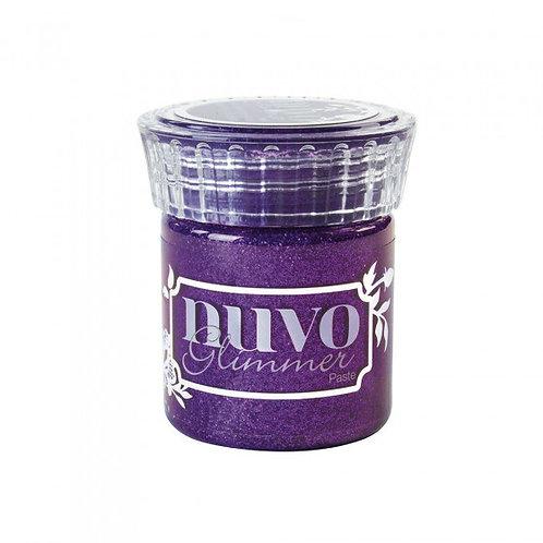 Nuvo Glimmer Paste amethyst purple 956N