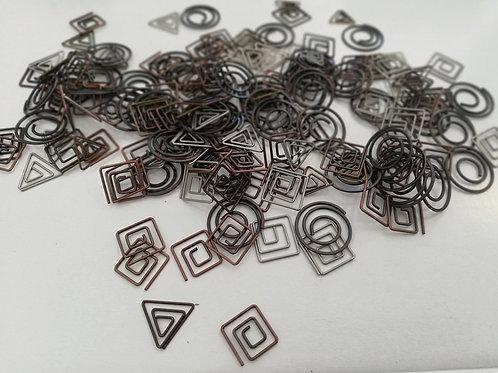 lot de 10 paperclip veilli