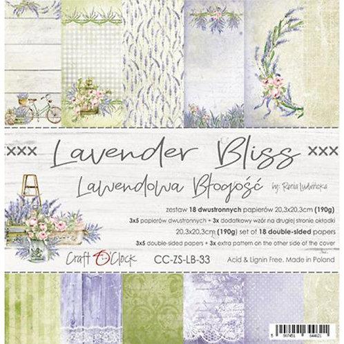Papier 30.5 x 30.5 cm lavender bliss