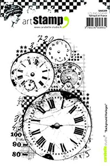 TAMPON A6 Horloges