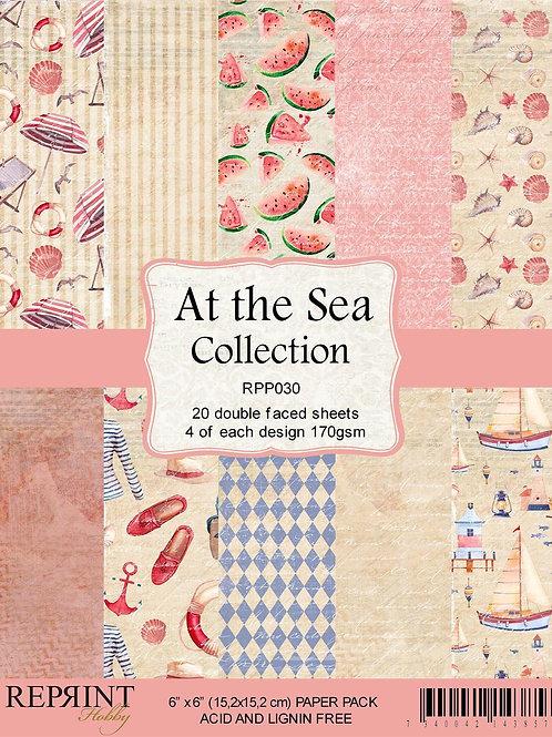 Papiers 15,5 x 15,5 cm Sea collection
