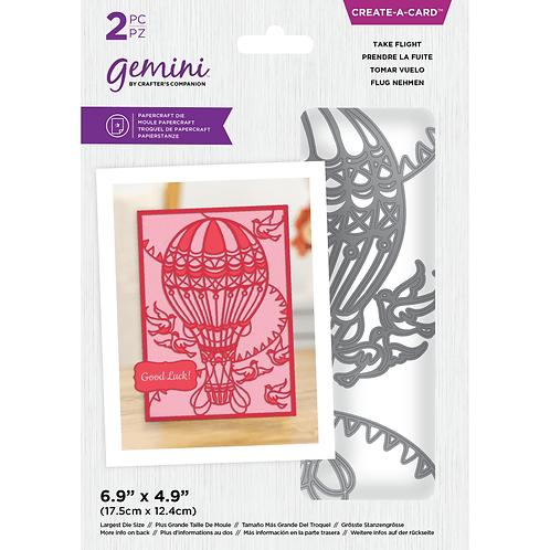 Gemini Take Flight Create-a-Card Dies (GEM-MD-CAD-TAF)