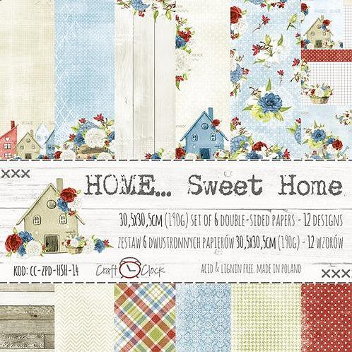 Papier Home... Sweet Home 30.5cm x 30.5cm