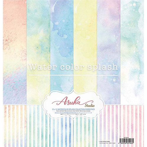 BLOC de papiers 30,5 x 30,5 cm 12 designs (mp-60166)