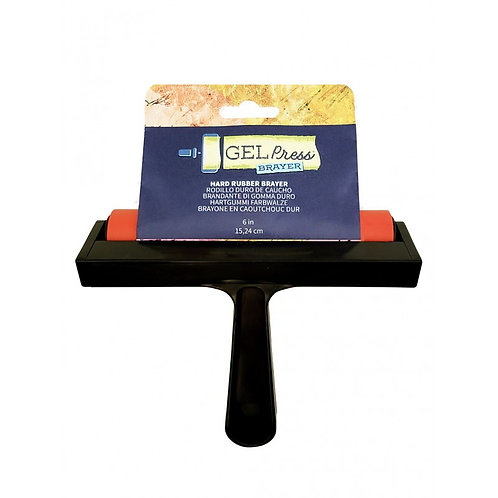 brayer GEL PRESS 15,24 CM