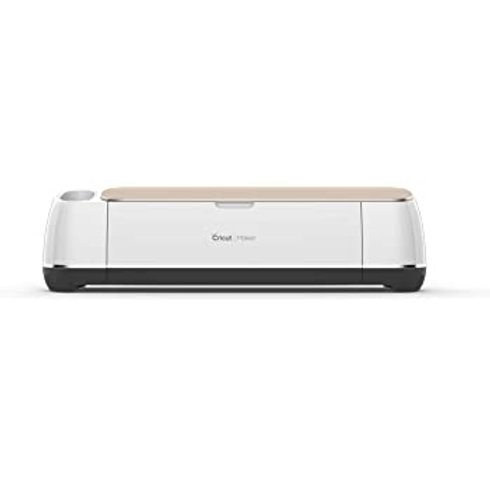 Machine de decoupe Cricut Maker couleur champagne