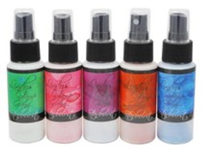 LINDY'S STAMPGANG Starburst spray SS-set-13