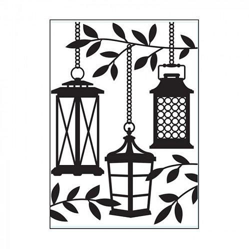 Classeur de gaufrage lanternes