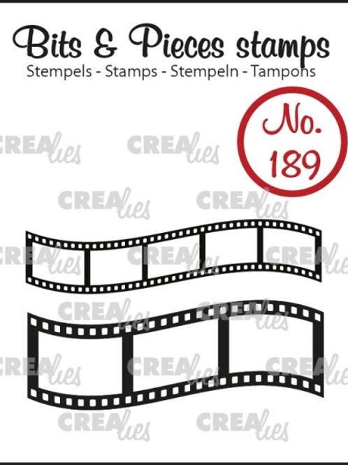 Tampon clear bobine de cinéma