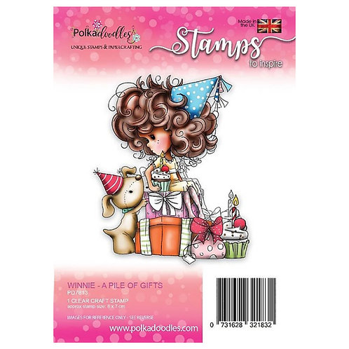 Tampon Polka doodles Winnie