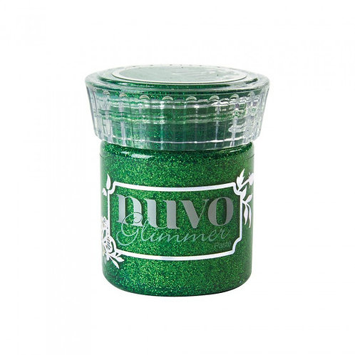 Nuvo Glimmer Paste emerald green 955N