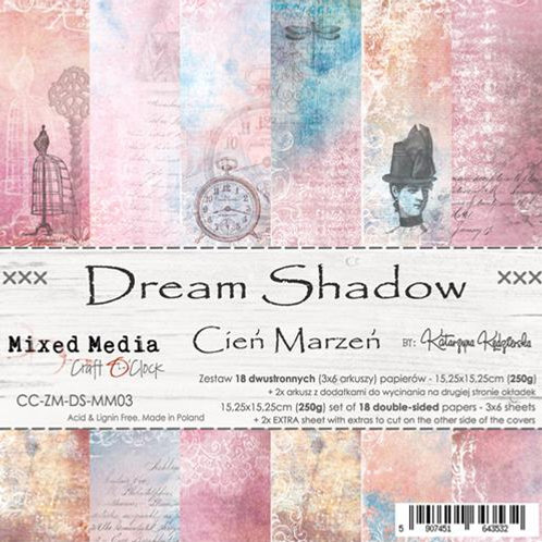 Papiers Dream Shadow 15,25 x 15,25 cm