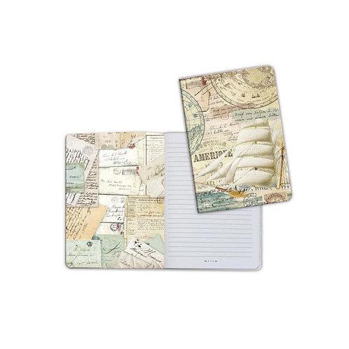A5 Notebook Stamperia ENBA5029