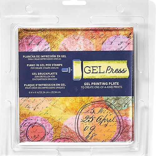 GEL PRESS 15 X 15 CM