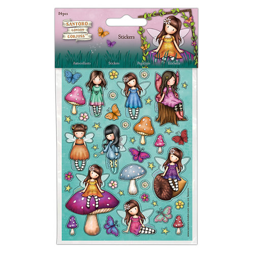 stickers gorjuss nouvelle collection