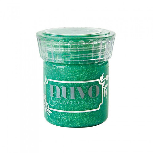 Nuvo Glimmer Paste peridot green 958N