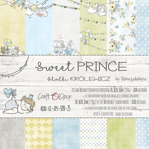 PAPIER sweet prince 20,3 20, 3 cm