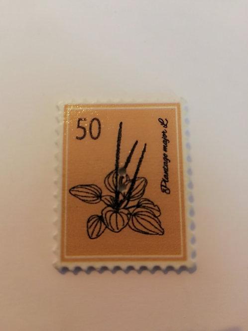 embellissement bois timbre 50