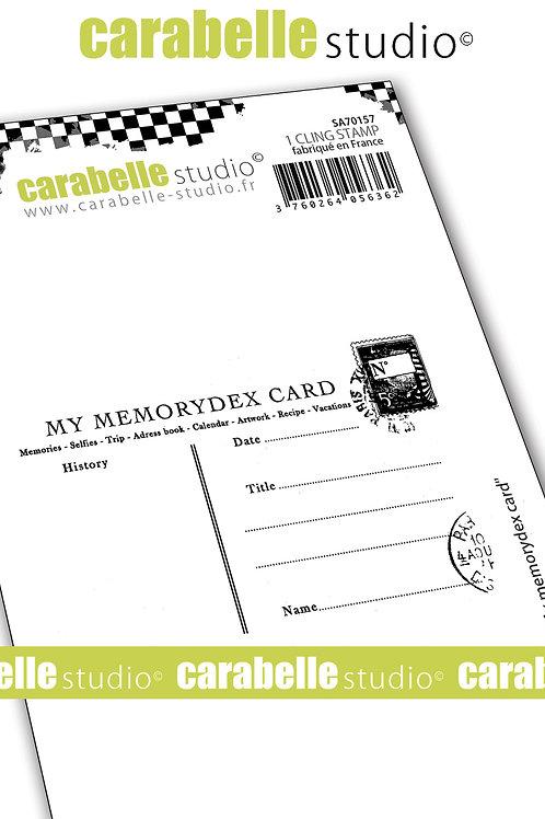 Tampon my memory d'ex card