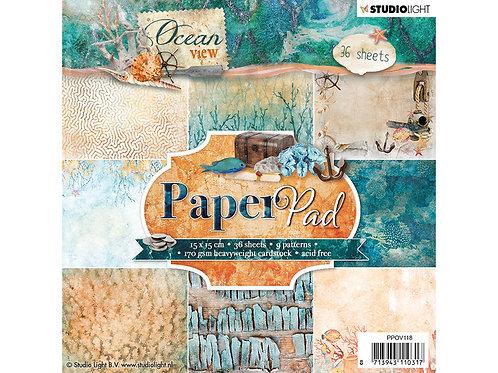 Papier studio light ocean 15.2 cm