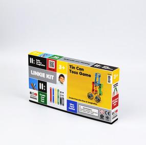 LK2002: Tin Can Toss Game