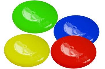 Rainbow Frisbee (M) / จานร่อนใหญ่แบบนิ่ม