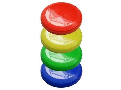 Rainbow Frisbee (S) / จานร่อนเล็กแบบนิ่ม