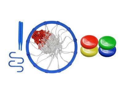 ABC Hoop with Frisbee / ชุดแป้น ABC พร้อมจานร่อน