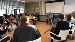 Didgeridoo workshop Weert