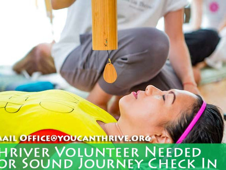 YCT! Volunteer Found! Introducing....