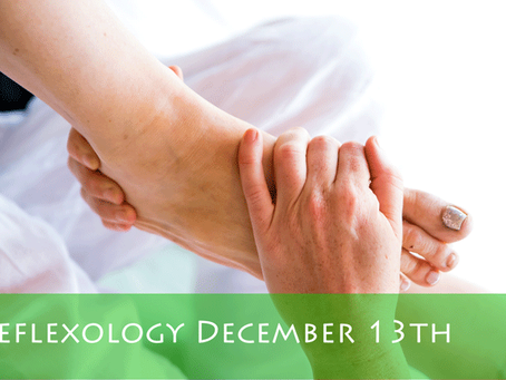 The Gift of Reflexology