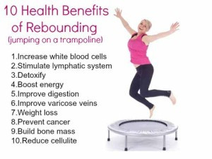 Rebound To Unleash Toxins