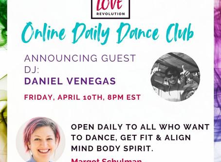 Choose Love Online Daily Dance Club