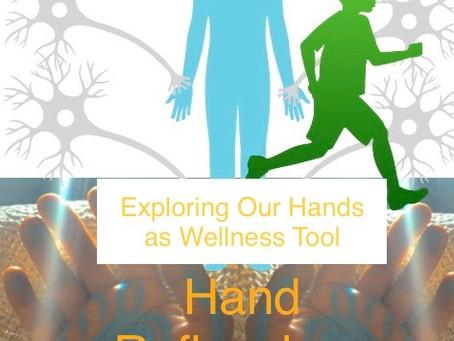 Free Friday April 3rd at 12:00 p.m. Hand Reflexology with Birgit Nagele via Zoom
