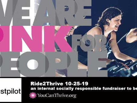 So Much More Than Breast Cancer Awareness.....We are Pink for PEOPLE!