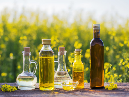 Canola oil: the good, the bad and the ugly- you decide                      -Lisa O'Gorman, CEC