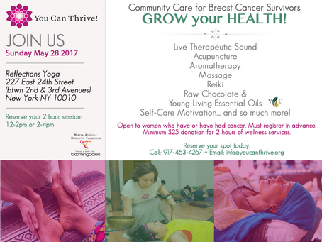 Join You Can Thrive! for Multidisciplinary Bliss