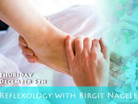 Reflexology is what the Body Needs